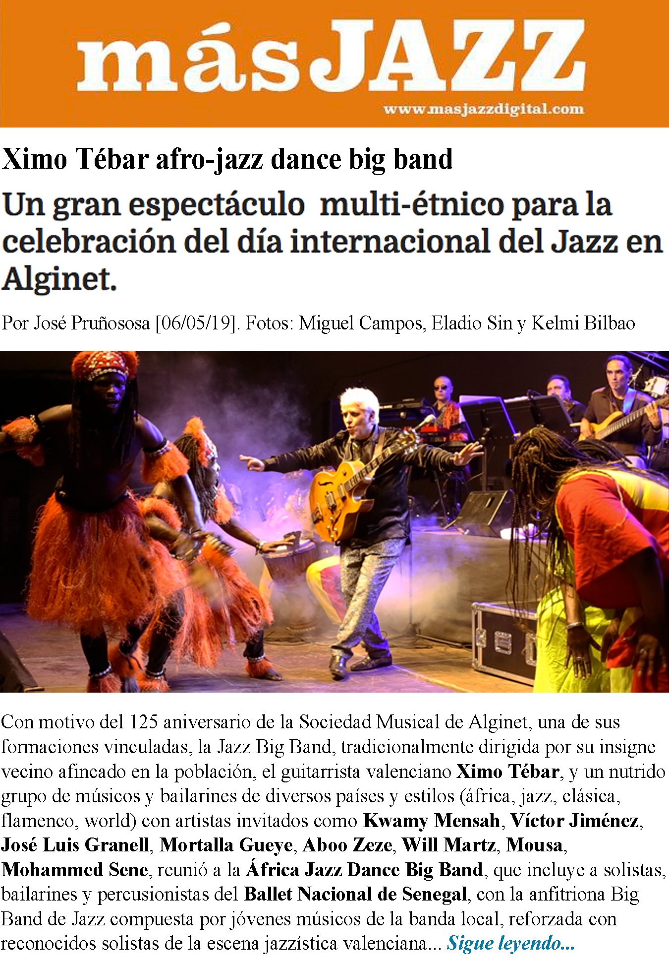 Mas-Jazz-Magazine-Ximo-Tebar-Africa-Jazz-Dance-Big-Band-International-Jazz-Day-2019-Review
