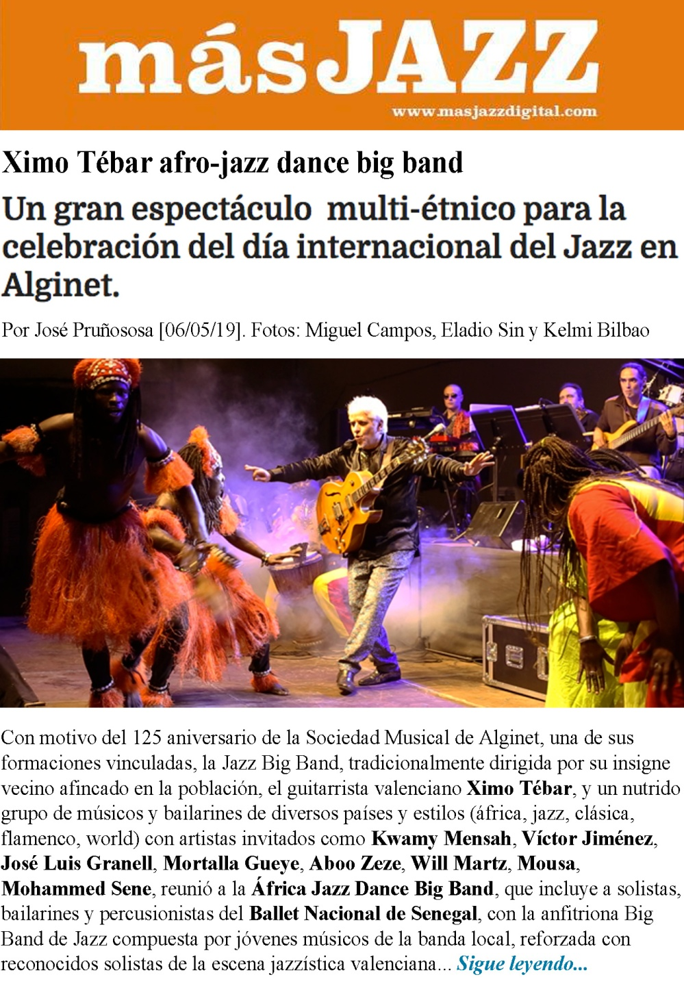Mas-Jazz-Magazine-Ximo-Tebar-Africa-Jazz-Dance-Big-Band-International-Jazz-Day-2019-Review