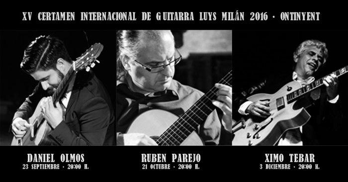 flyer-guitar-fetival-luys-milan-ximo-tebar-daniel-olmos-ruben-parejo
