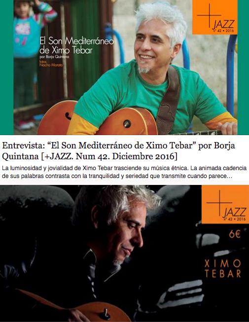 jazz-entrevista-el-son-mediterraneo-de-ximo-tebar-por-borja-quintana-num-42-diciembre-2016-news