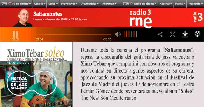 flyer-rne-radio-3-saltamontes-de-ximo-tebar-jazz-retrospectiva