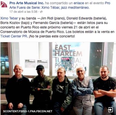 https://www.facebook.com/proartemusical/