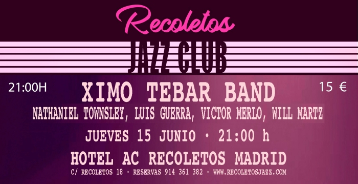 RECOLETOS-JAZZ-XIMO-TEBAR-JUNIO-2017