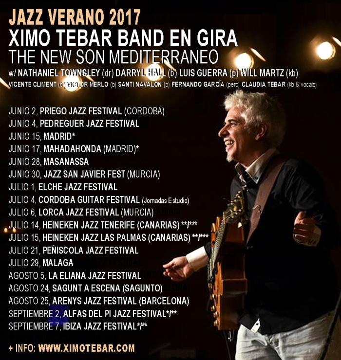 VERANO-JAZZ-2017-XIMO-TEBAR-EN-GIRA