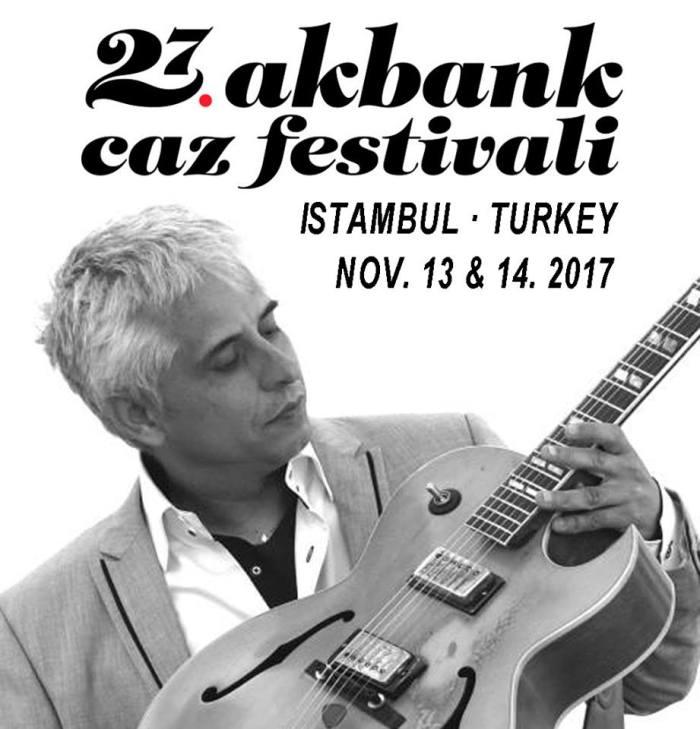 XIMO TEBAR AKBANK JAZZ FESTIVAL 2017 ISTAMBUL TURKEY