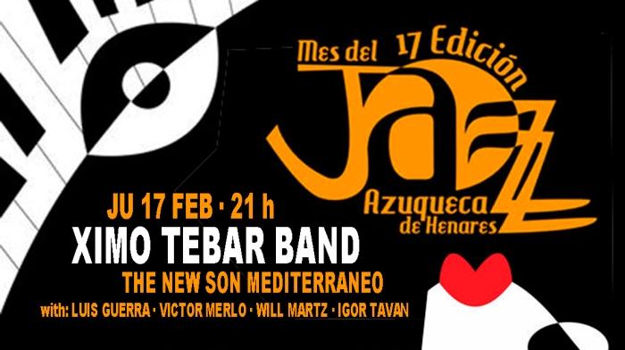 XIMO-TEBAR-BAND-JAZZ-FESTIVAL-AZUQUECA-DE-HENARES-2018