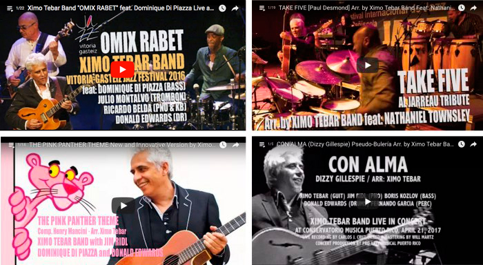 XIMO-TEBAR-BAND-VIDEOS-LIVE-IN-CONCERT