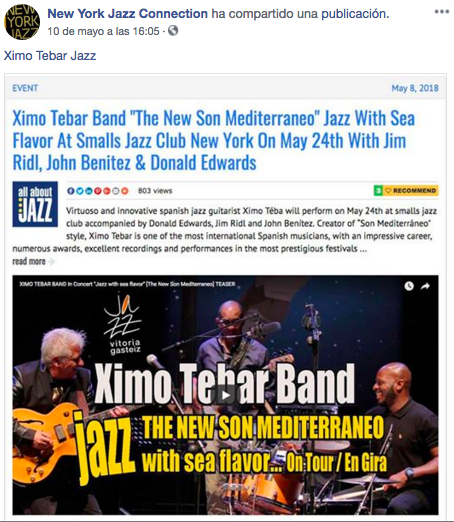 XIMO-TEBAR-SMALLS-JAZZ-CLUB-NEW-YOR-JAZZ-CONECCTION-MAY-2018