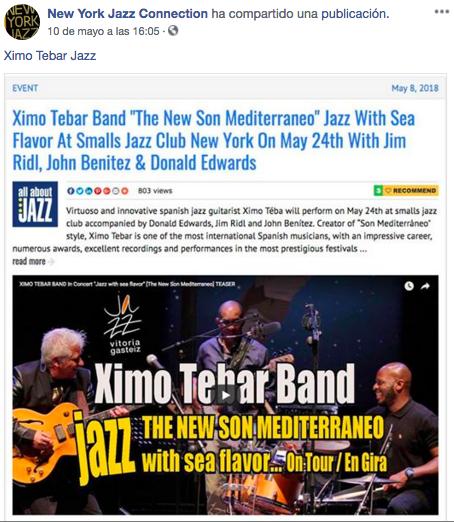 XIMO-TEBAR-SMALLS-JAZZ-CLUB-NEW-YOR-JAZZ-CONECCTION-MAY-2018