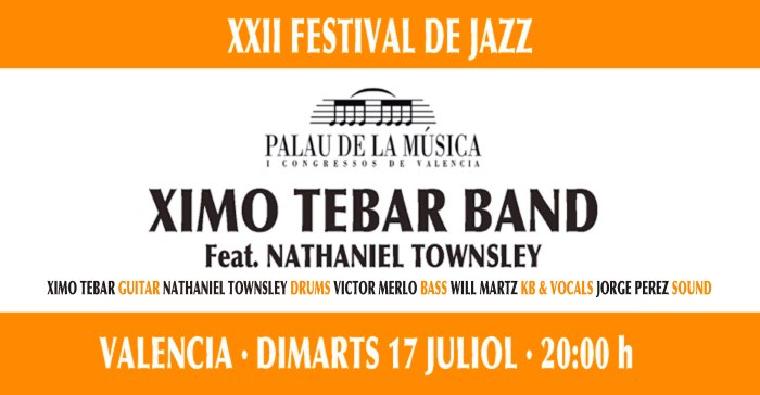 ximo-tebar-jazz-palau-musica-valencia-martes-17-julio-2018