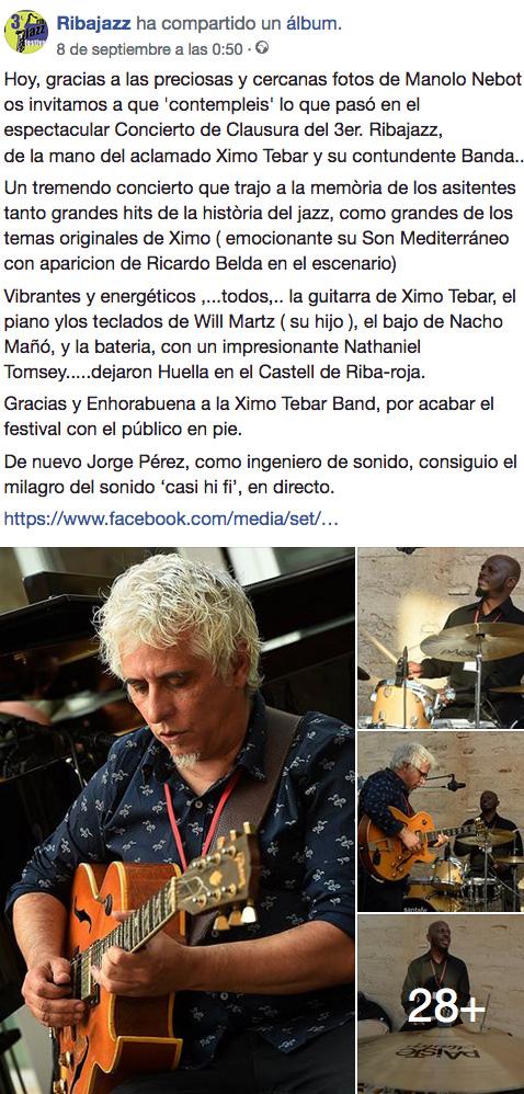 FOTOS-MANOLO-NEBOT-RIBAJAZZ-FESTIVAL-2018-XIMO-TEBAR-BAND-NATHANIEL-TOWNSLEY-NACHO-MAÑO-WILL-MARTZ