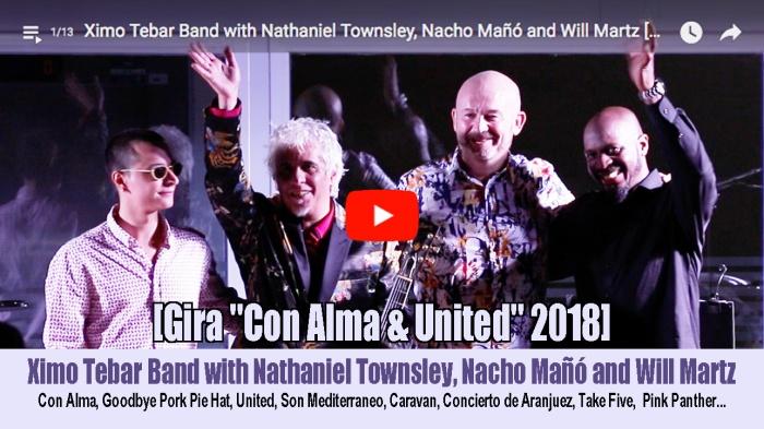 XIMO-TEBAR-BAND-NATHANIEL-TOWNSLEY-NACHO-MAÑÓ-WILL-MARTZ-RIBAJAZZ-FESTIVAL-2018-VIDEO