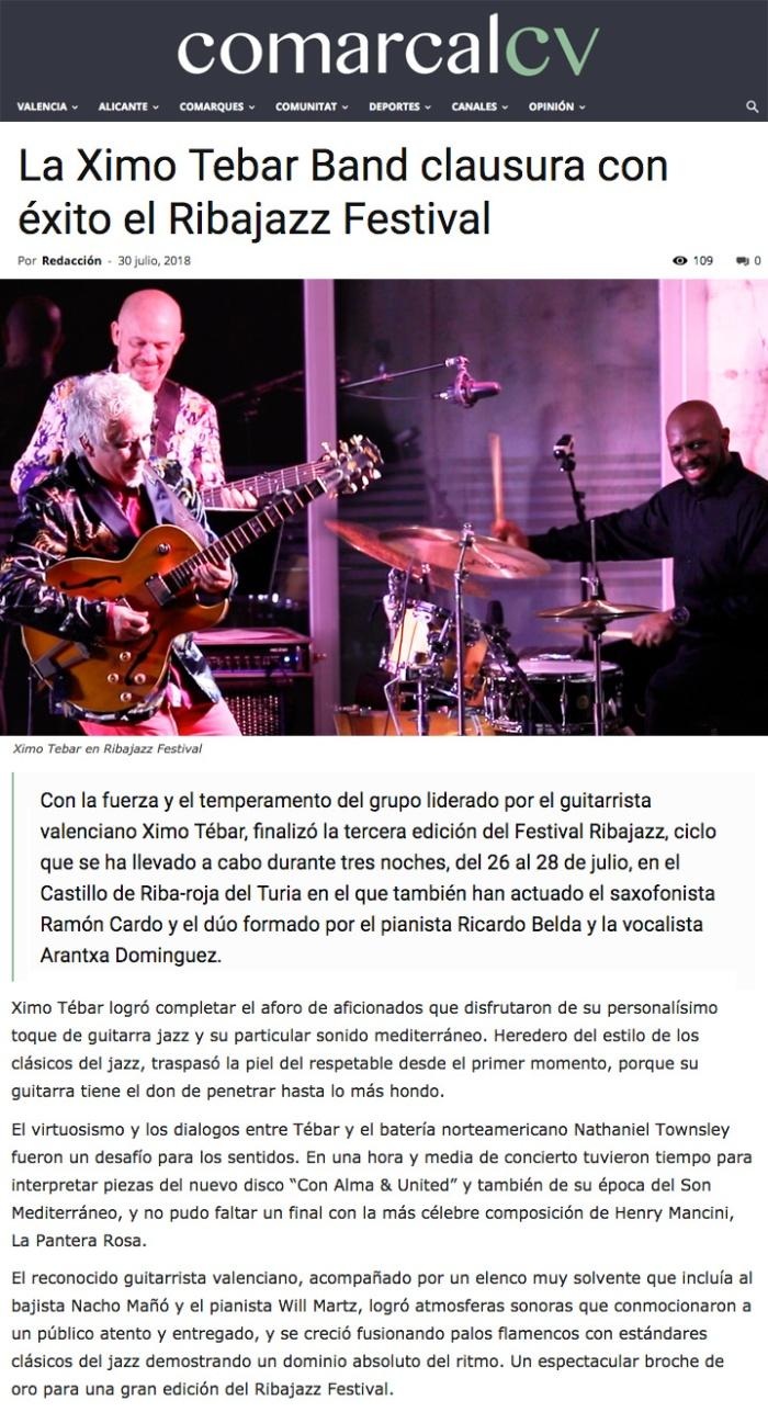 XIMO-TEBAR-BAND-RIBAJAZZ-FESTIVAL-2018-DIARIO-COMARCAL-CV