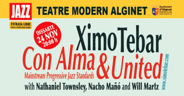 FLYER-JAZZ-ALGINET-XIMO-TEBAR-BAND-NOV-2018