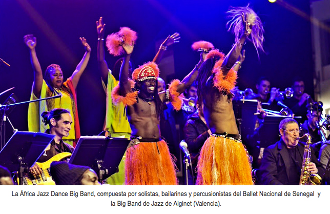 JAZZ-DAY-2019-XIMO-TEBAR-AFRICA-JAZZ-DANCE-BIG-BAND-ALGINET-SPAIN-PHOTO