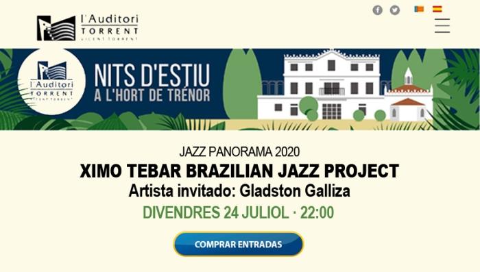 BANNER-XIMO-TEBAR-BRAZILIAN-JAZZ-PROJECT-TORRENT-JAZZ-PANORAMA-2020
